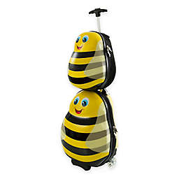 Heys® Travel Tots Bee 2-Piece Rolling Luggage and Backpack Set