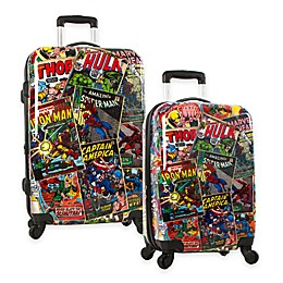 Marvel® Comics Hardside Spinner Luggage Collection
