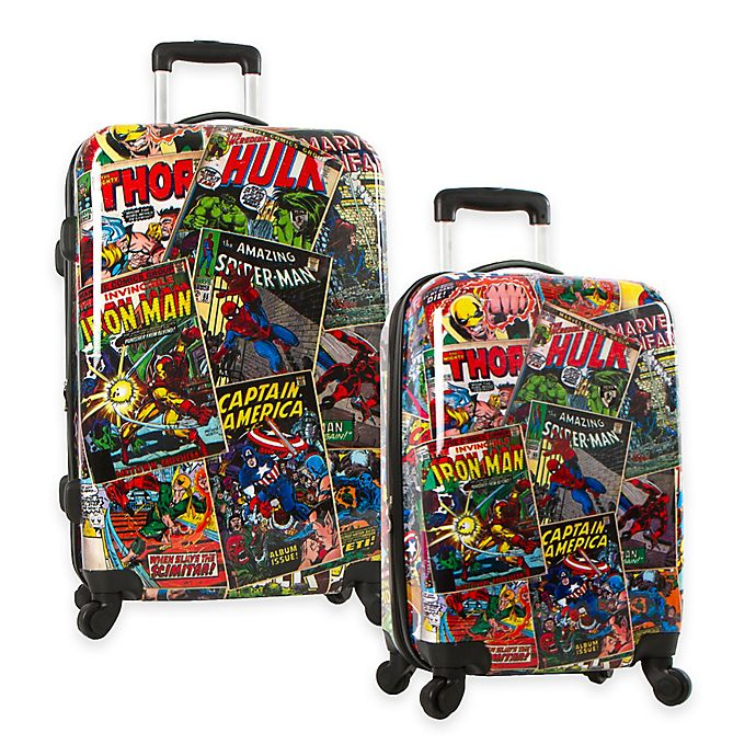 Alternate image 1 for Marvel® Comics Hardside Spinner Luggage Collection
