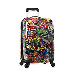 Marvel® Comics 21-Inch Hardside Spinner Carry On Luggage