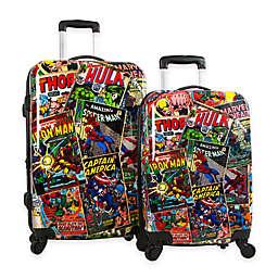 Marvel® Comics 2-Piece Hardside Spinner Luggage Set