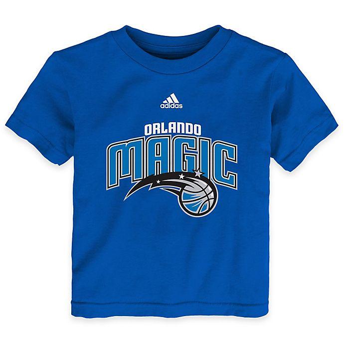 Alternate image 1 for NBA Size 3T Orlando Magic Short Sleeve Shirt in Blue