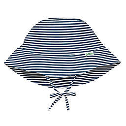 i play.® by green sprouts® Bucket Sun Protection Hat in Navy Pinstripe