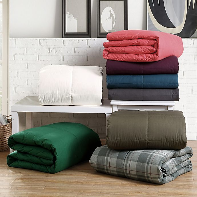 Vcny Down Alternative Comforter Bed Bath Amp Beyond