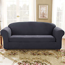 Sure Fit® Stretch Suede Slipcover