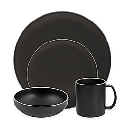 Artisanal Kitchen Supply® Edge Dinnerware Collection in Graphite