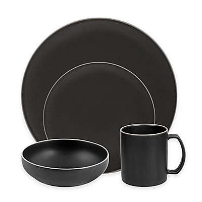 Artisanal Kitchen Supply® Edge Dinnerware Collection in Graphite