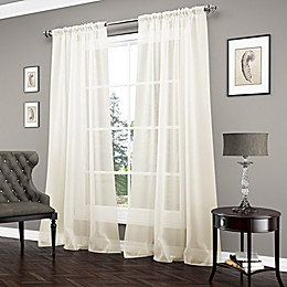 Vue™ Carrington Sheer Window Curtain Panel
