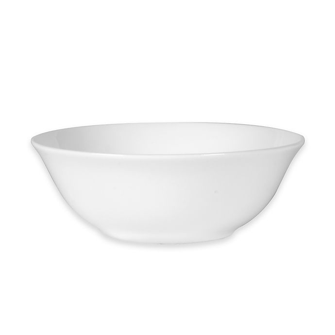 Alternate image 1 for Nevaeh White® by Fitz and Floyd® Grand Rim Fruit Bowl