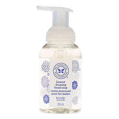 Honest 8.5 oz. Foaming Hand Soap in Lavender