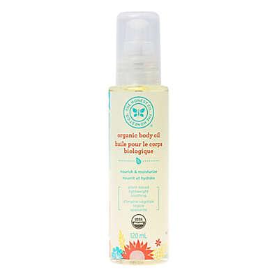 Honest 4.0 oz. Organic Body Oil