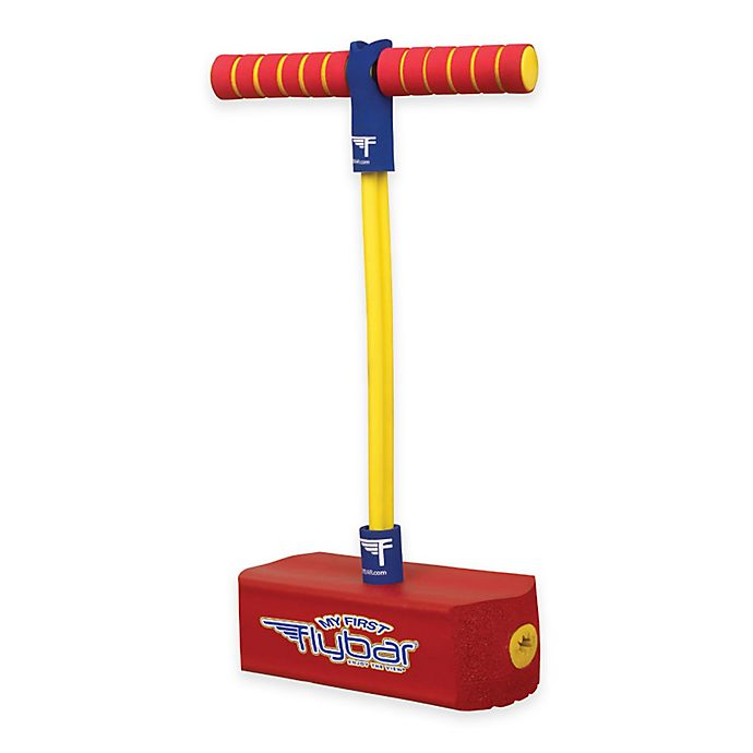 Alternate image 1 for Flybar™ My First Flybar Pogo Stick in Red