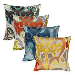 Surya Krasavino 20-Inch Square Throw Pillow
