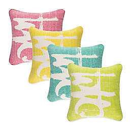 Surya Castig 20-Inch Abstract Throw Pillow