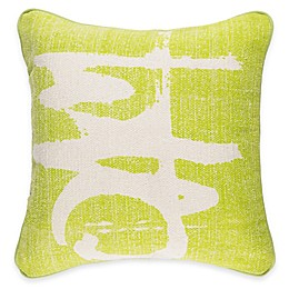 Surya Castig 20-Inch Abstract Throw Pillow