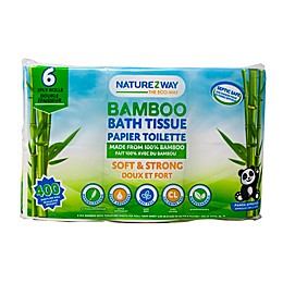 Naturezway® 6-count Bamboo Bath Tissue