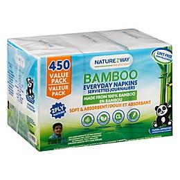 NatureZway™ 450-Count Bamboo Everyday Napkins