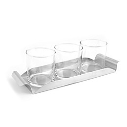 Libbey® Modern Bar 4-Piece Condiment Set