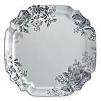 Bonjour Shaded Garden 13-Inch Square Platter