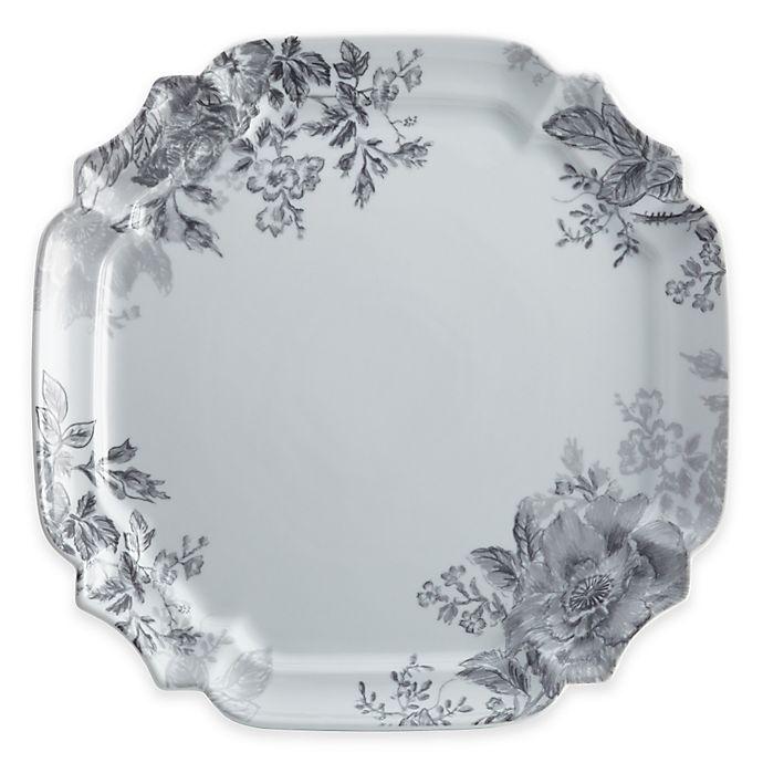 Alternate image 1 for Bonjour Shaded Garden 13-Inch Square Platter