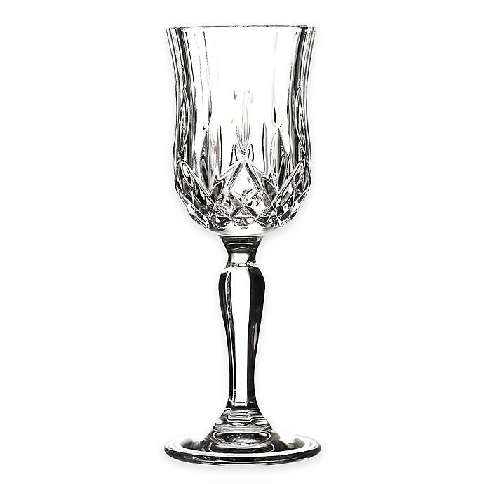 Alternate image 1 for Lorren Home Trends Opera Cordial Glasses (Set of 6)