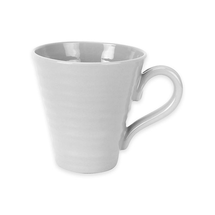 Alternate image 1 for Sophie Conran for Portmeirion® Mugs in Grey (Set of 4)