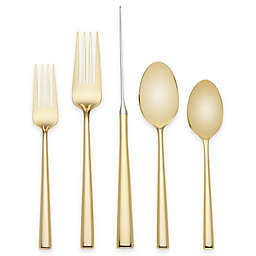 kate spade new york Malmo™ Gold 5-Piece Flatware Place Setting