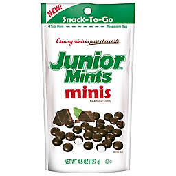 Junior Mints Minis Snack To Go 4.5 oz. Stand Up Pouch