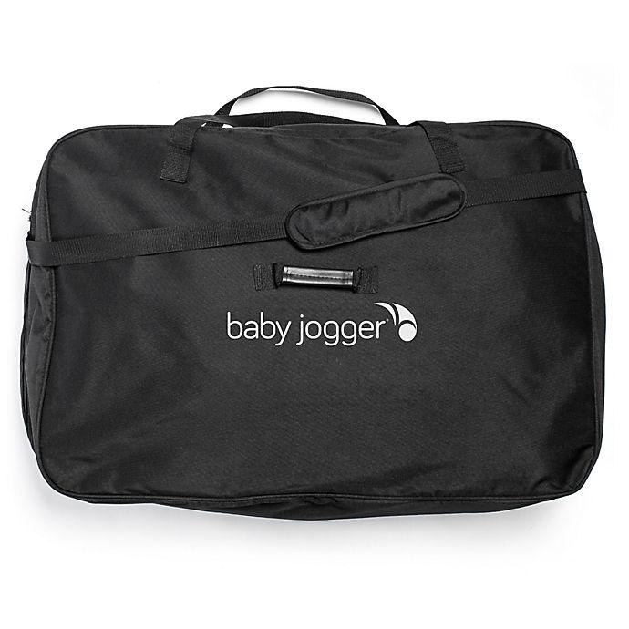 Alternate image 1 for Baby Jogger® Carry Bag in Black