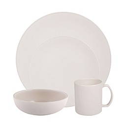 Artisanal Kitchen Supply® Edge Dinnerware Collection in Linen