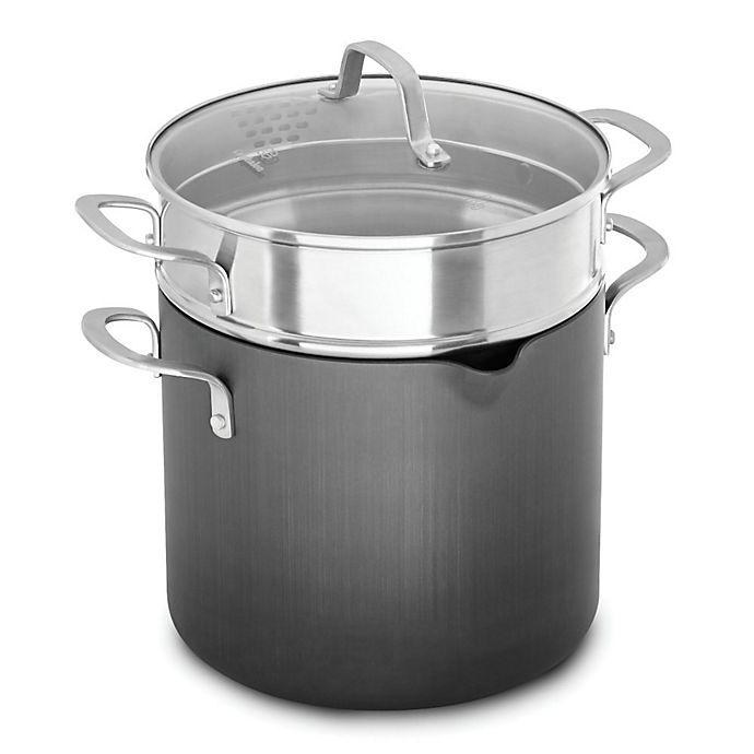 Alternate image 1 for Calphalon® Classic™ Nonstick 8 qt. Covered Multi-Pot