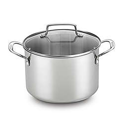 Cuisinart® Chef's Classic Stainless Steel 5.75 qt. Covered Soup Pot