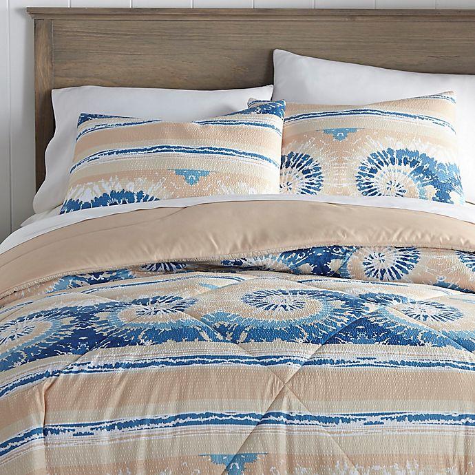 Alternate image 1 for Seersucker Comforter Set