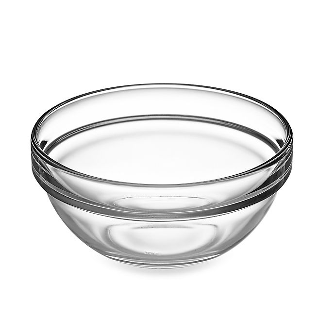 Luminarc 174 4 3 4 Inch Stackable Mixing Bowl Bed Bath Amp Beyond