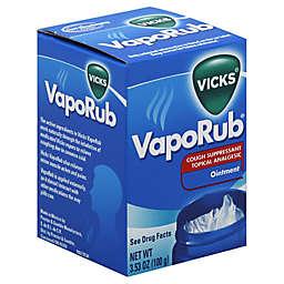 Vicks® 3.53 oz. Vaporub® Ointment Jar