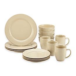 Rachael Ray™ Cucina 16-Piece Dinnerware Set in Cream