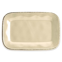 Rachael Ray™  Cucina 12-Inch  Rectangular Platter in Cream