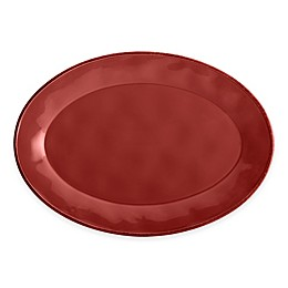 Rachael Ray™  Cucina 14-Inch Oval Platter in Red
