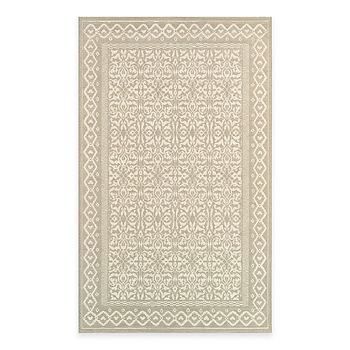 Alternate image 1 for Couristan® Marina Ibiza 2-Foot x 3-Foot 11-Inch Accent Rug in Tan