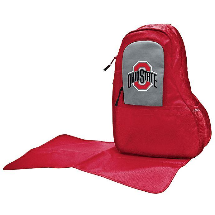 Lil Fan Ohio State University Sling Diaper Bag Bed Bath