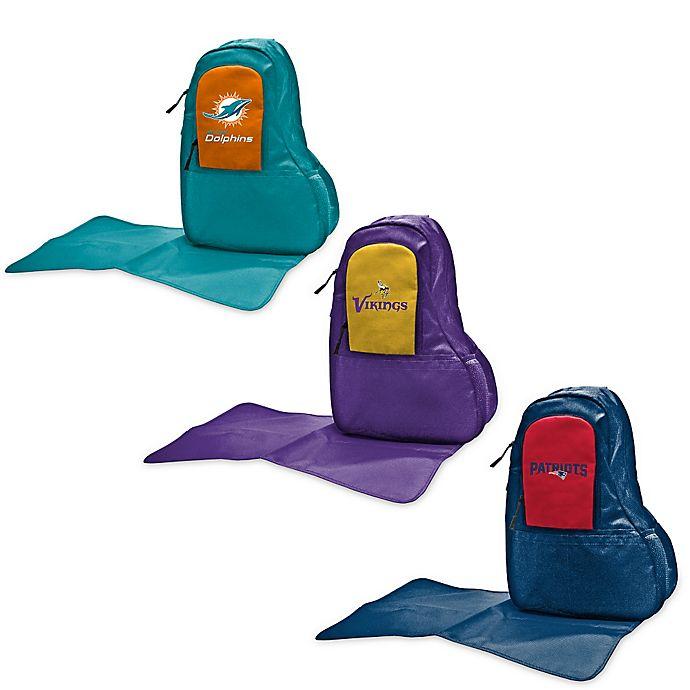 Lil Fan Nfl Sling Diaper Bag Collection