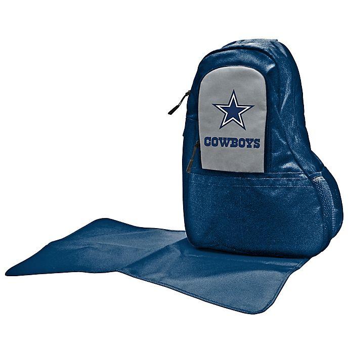 Lil Fan Dallas Cowboys Sling Diaper Bag Bed Bath Beyond