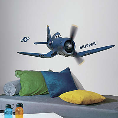 York Wallcoverings Disney® Planes Skipper Giant Wall Decals (Set of 13)