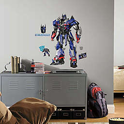 """RoomMates Hasbro """"Transformer: Age of Extinction"""" Optimus Prime Peel and Stick Giant Wall Decals"""