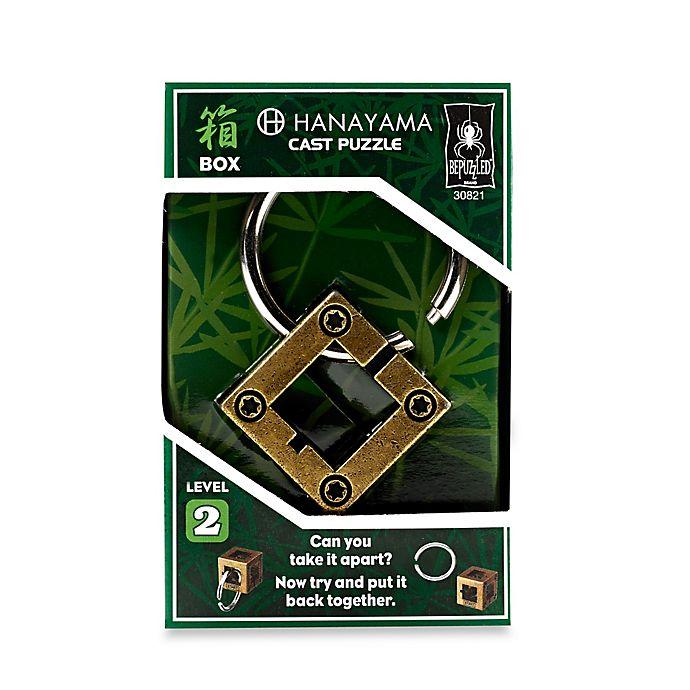 Alternate image 1 for Hanayama Level 2 Box Cast Puzzle