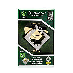 Hanayama Level 3 Cuby Cast Puzzle