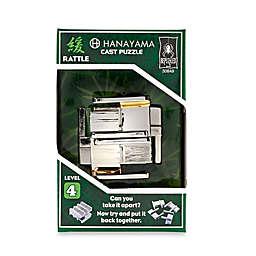 Hanayama Level 4 Rattle Cast Puzzle