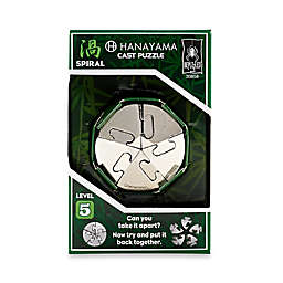 Hanayama Level 5 Spiral Cast Puzzle