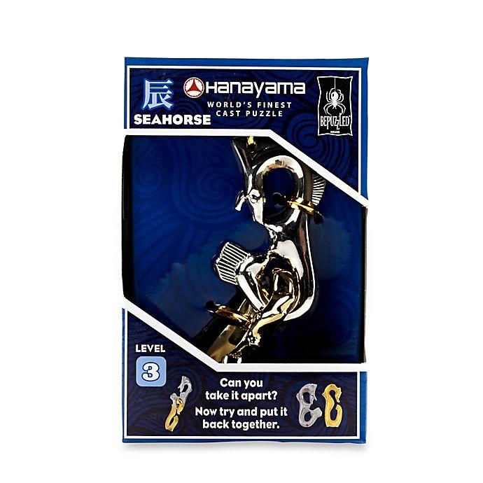 Alternate image 1 for Hanayama Level 3 Cast Seahorse Puzzle
