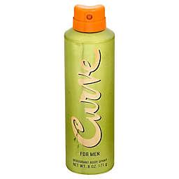 Curve® For Men 6 fl. oz. Deodorant Body Spray
